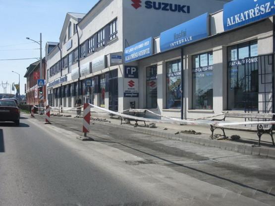 Pécs buszmegálló12
