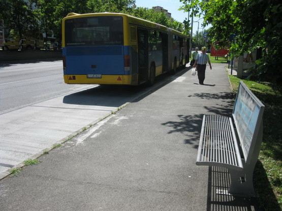 Pécs buszmegálló15