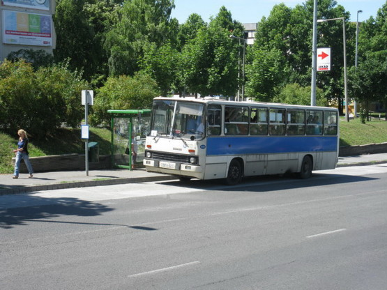 Pécs buszmegálló16