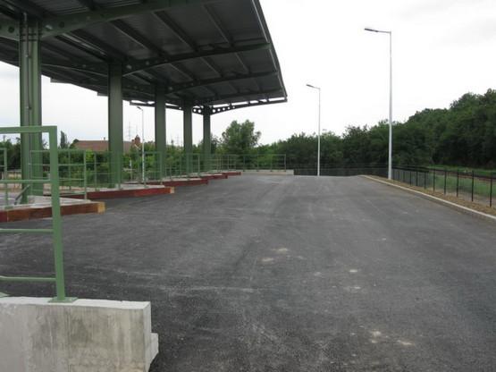 Pécs hulladékudvar60