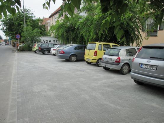 Mohács parkoló09