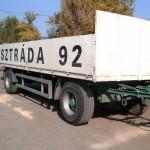 39. Gögel AWE 18 pótkocsi